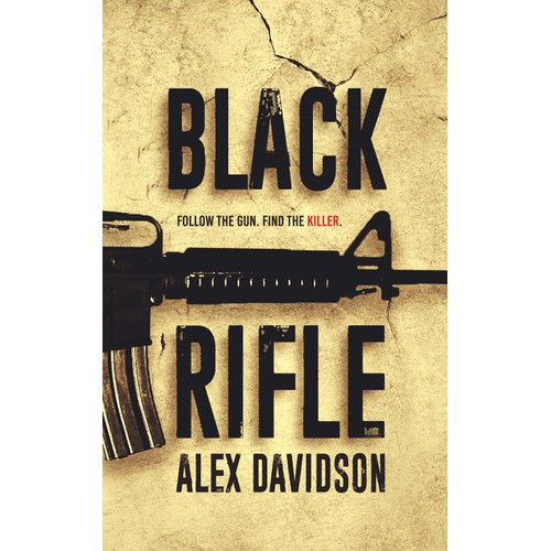 "Black Rifle ""book cover"""