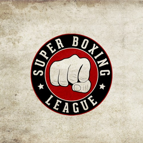 Logo for Boxing League