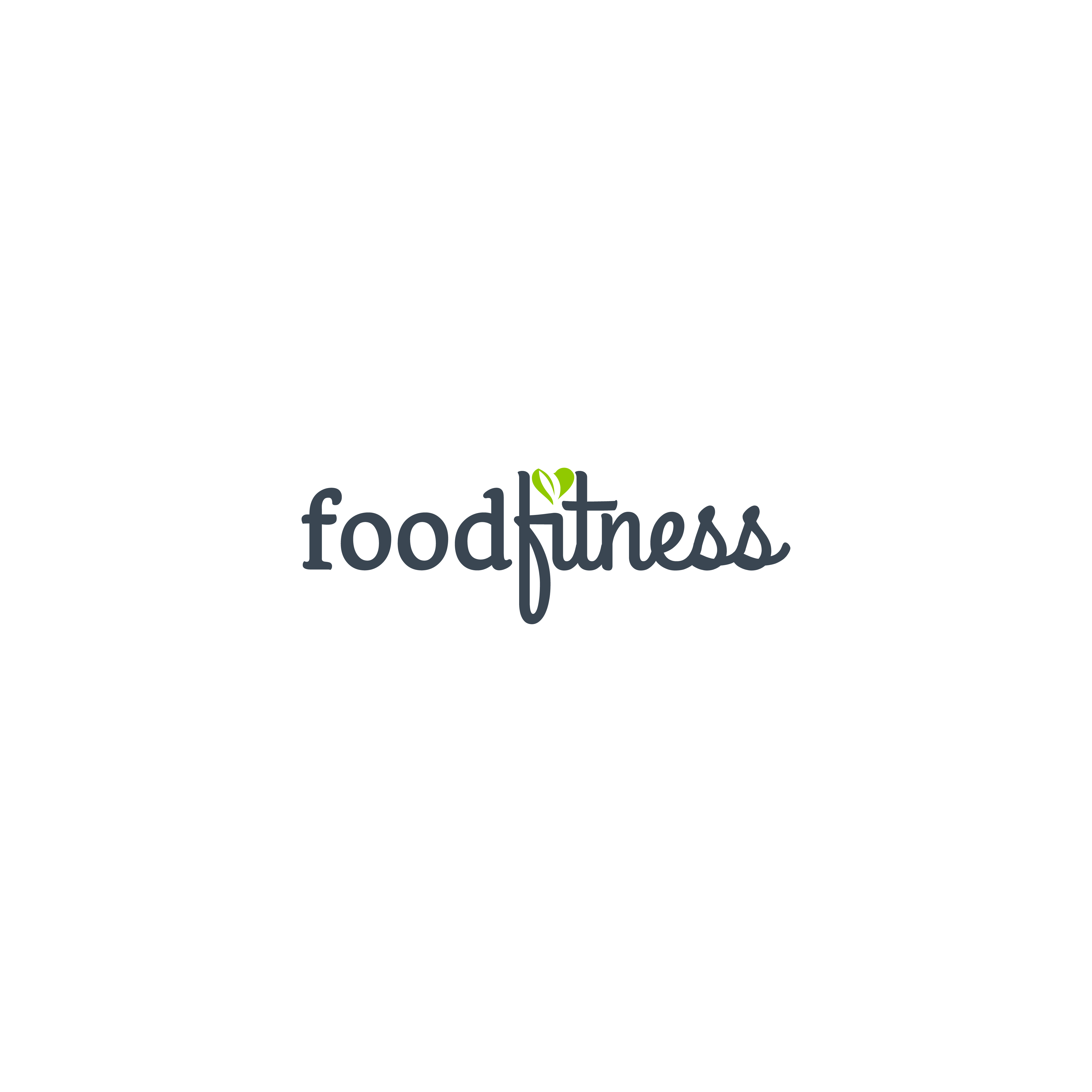 Create a modern strong and warm logo for a health&fitness blog