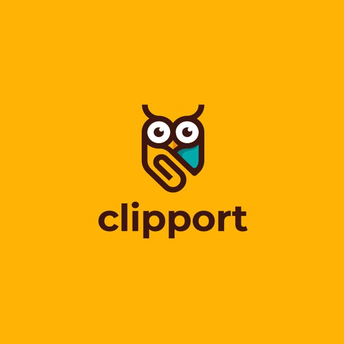 Fun and Cartoon Design For Clipport