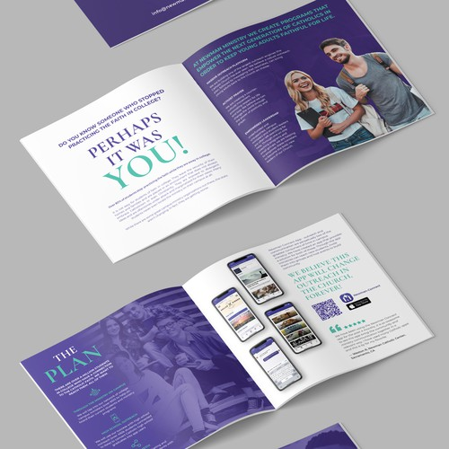 Newman Ministry brochure