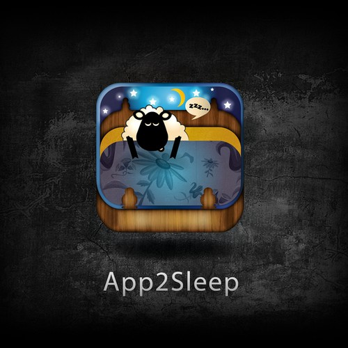 New iPhone icon design wanted for App2Sleep Technologies