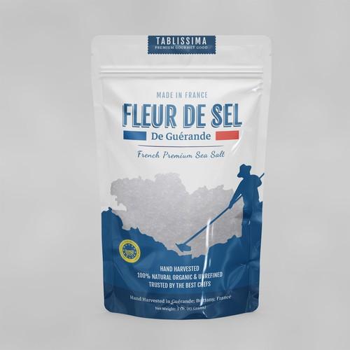 Label for Sea Salt