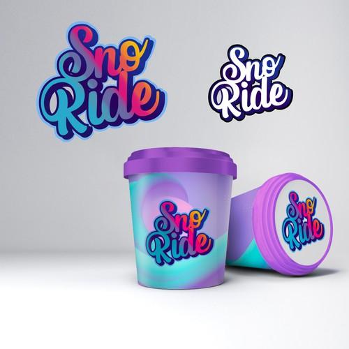 Sno Ride Ice cream