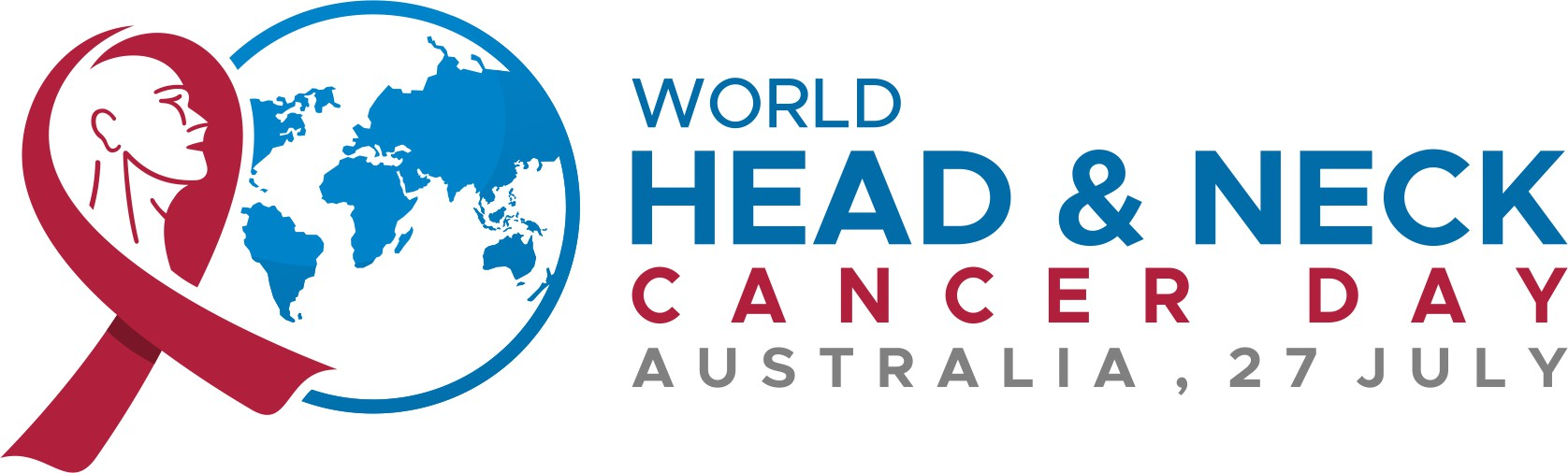 Design a logo for a head and neck cancer awareness day
