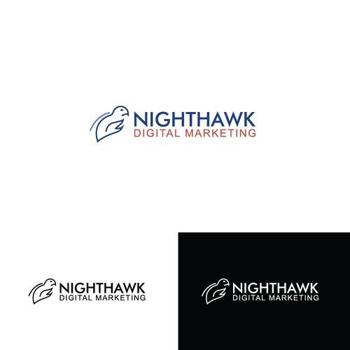Logo for digital marketer