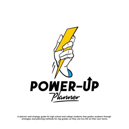 Logo for Power-Up Planner