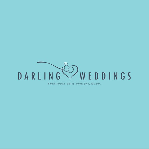 CREATE A FRESH AND UNIQUE LOGO FOR WEDDING PLANNING COMPANY