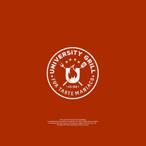 U - Grill Logo
