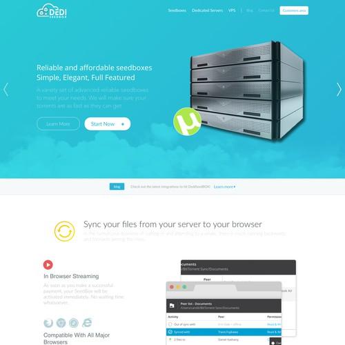 SeedBox Hosting Company