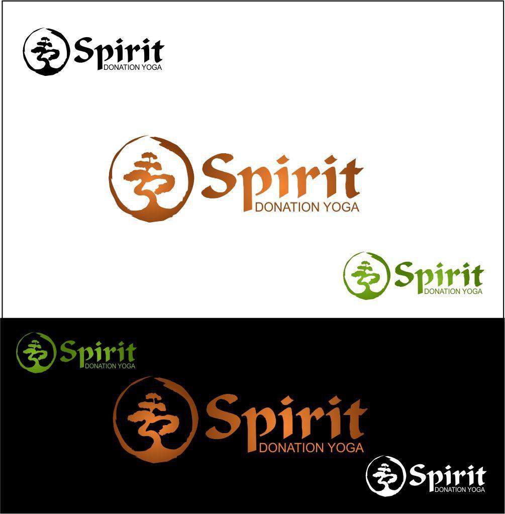 logo for Spirit Yoga