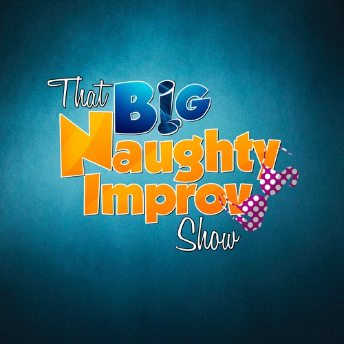 That BIG NAUGHTY IMPROV Show! LOGO
