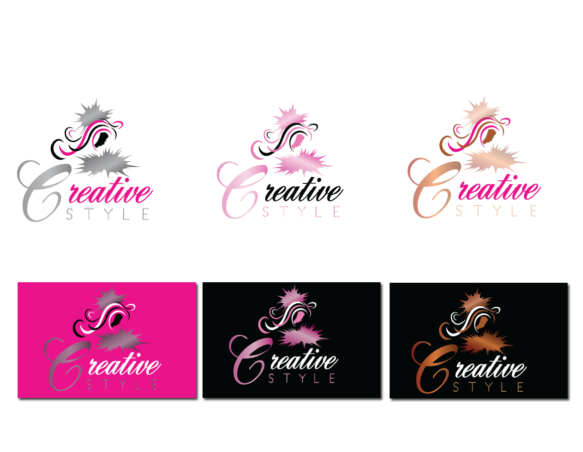 Create the next logo for Creative Style