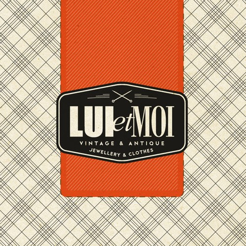 Hipster packaging design wanted for Lui.et.Moi