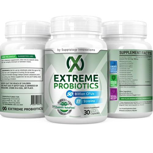 extreme probiotics