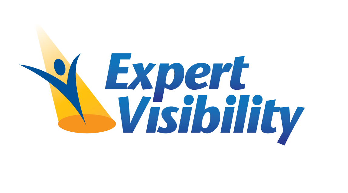 Create a smart logo for Expert Visibility