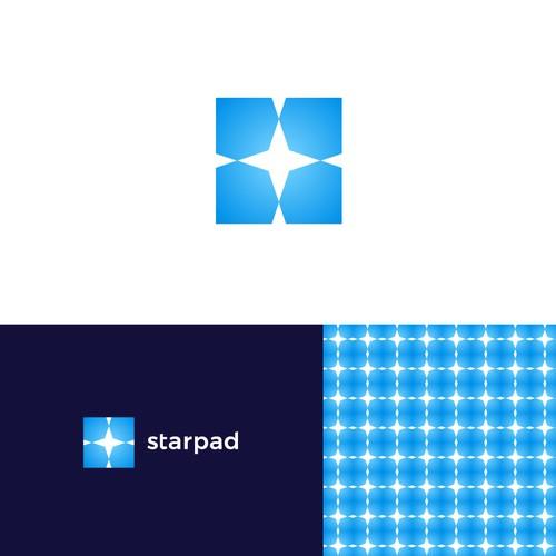 Logo Design Proposal for STARPAD
