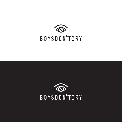 BOYS DON'T CRY logo