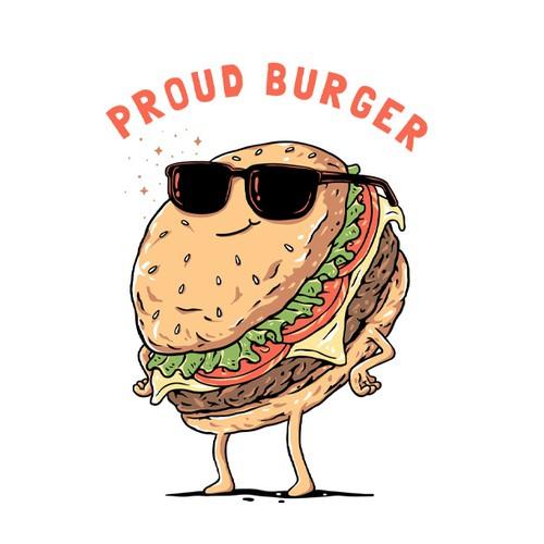 Proud Burger