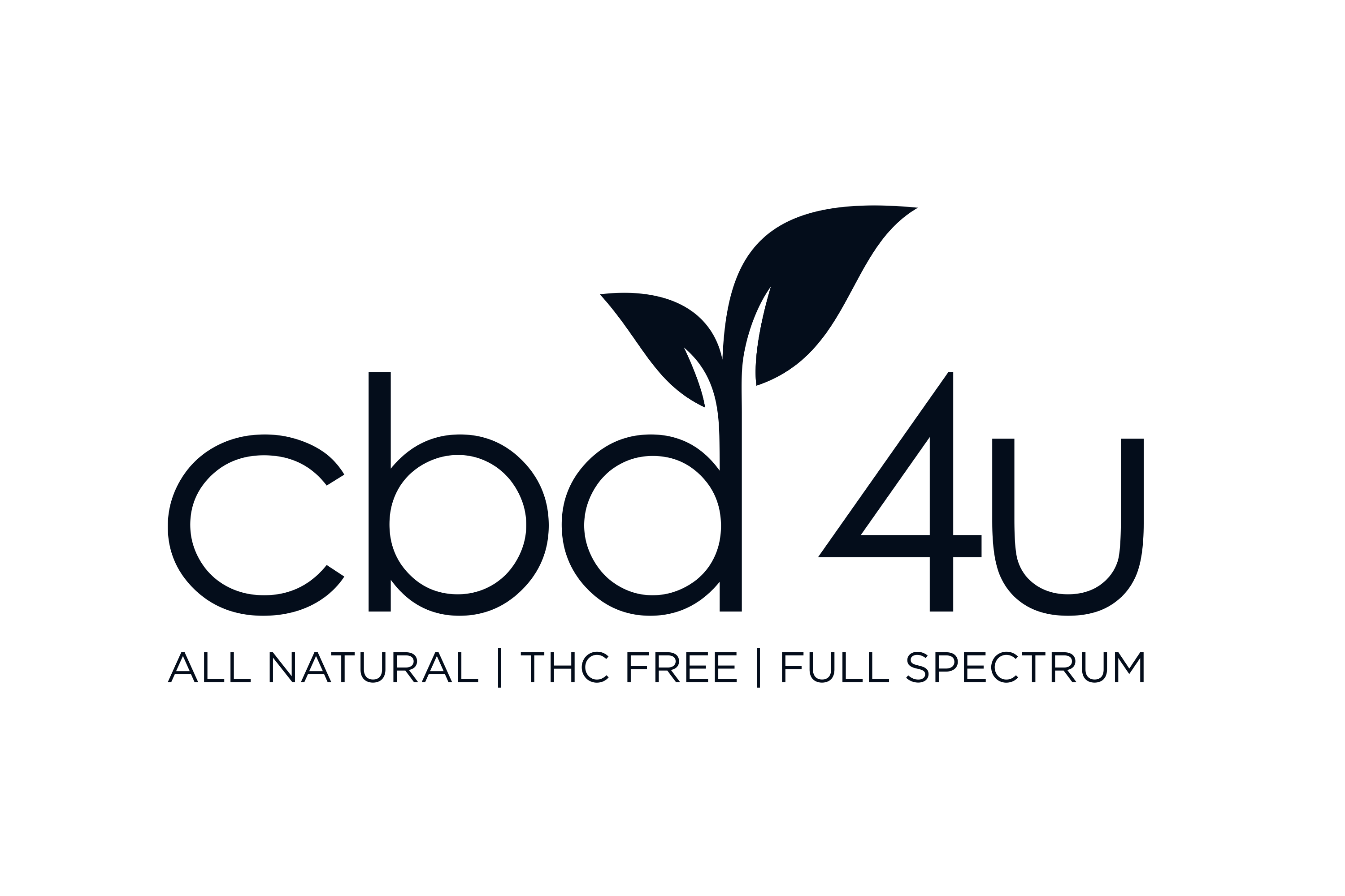 Create a powerful logo in the rising CBD industry
