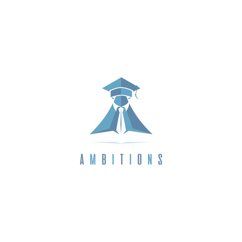 logo concept for AMBITIONS