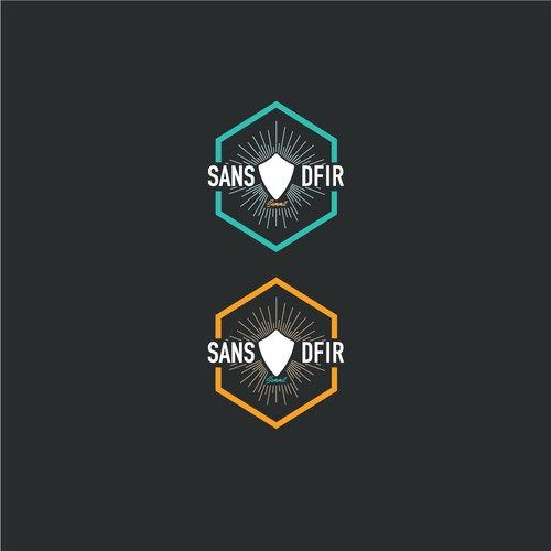 Coin print idea for SANS DFIR summit