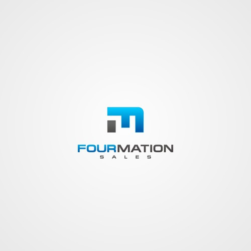 New logo wanted for FourMation Sales