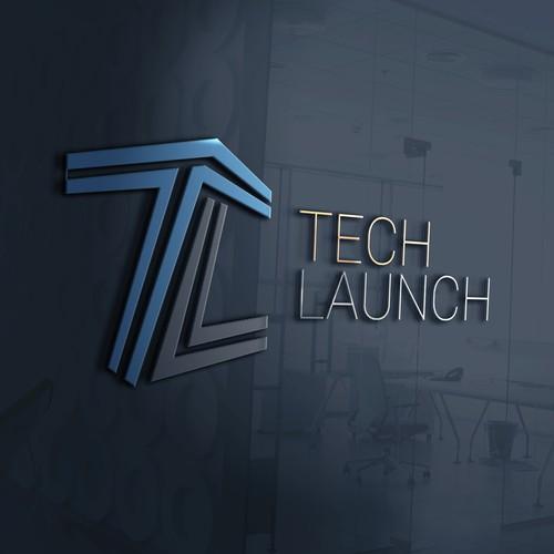 Tech Launch Logo