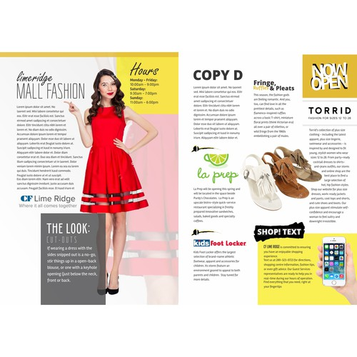 Hip, Modern and Urban Magazine Layout