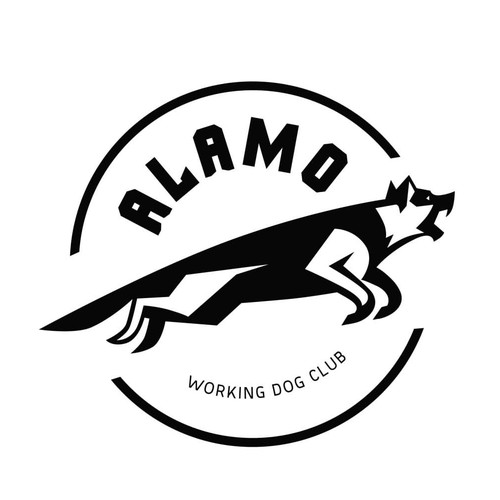 Design logo for Working dog Club