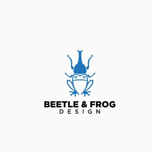 Beetle and Frog