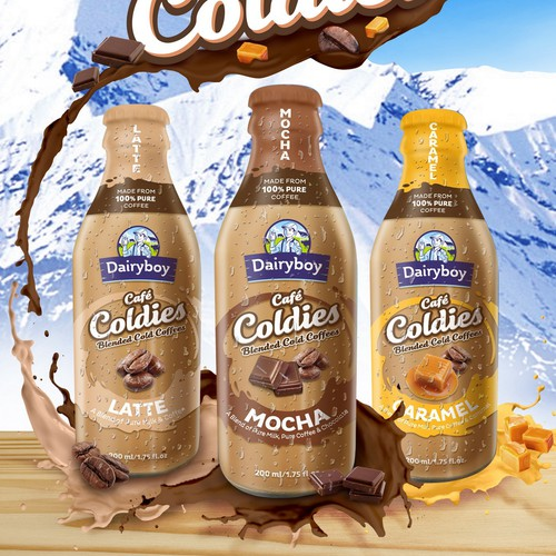 Cafe Coldies ads