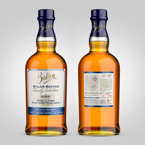 Balan Scotch Family Selection