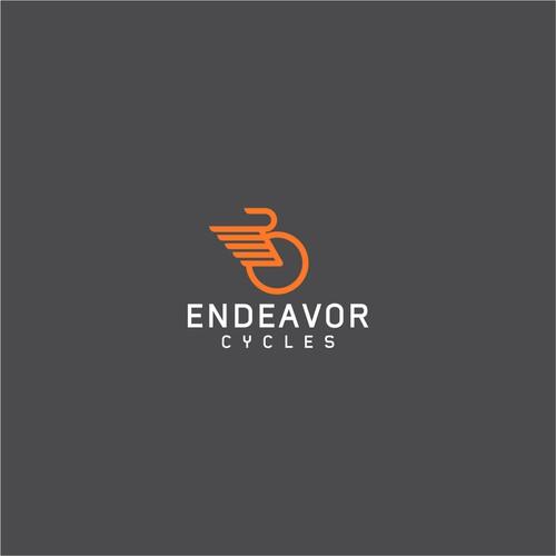 Endeavor Cycles Logo