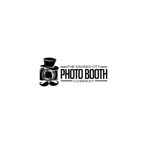 creative photobooth logo