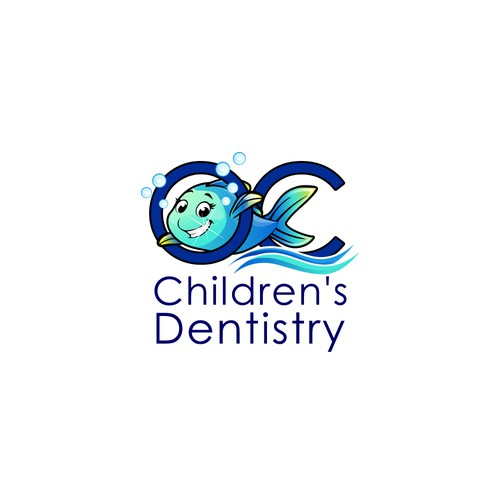 Logo for children dentistry