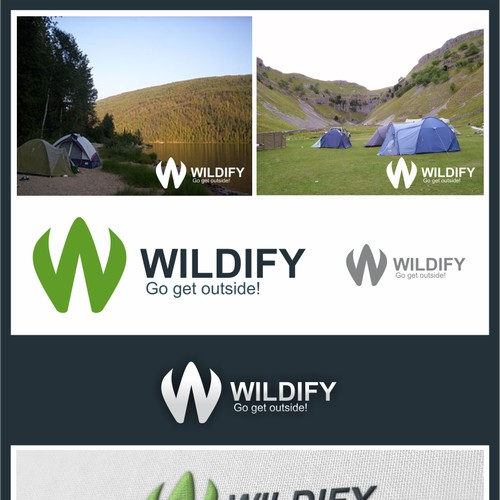 Create the next logo for WILDIFY