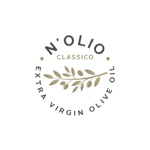 Logo design for N'Olio