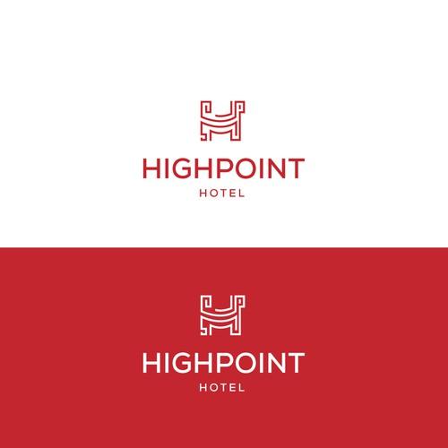 Logo for hotel