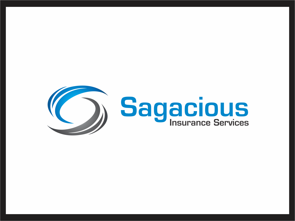 Help Sagacious Insurance Services  with a new logo