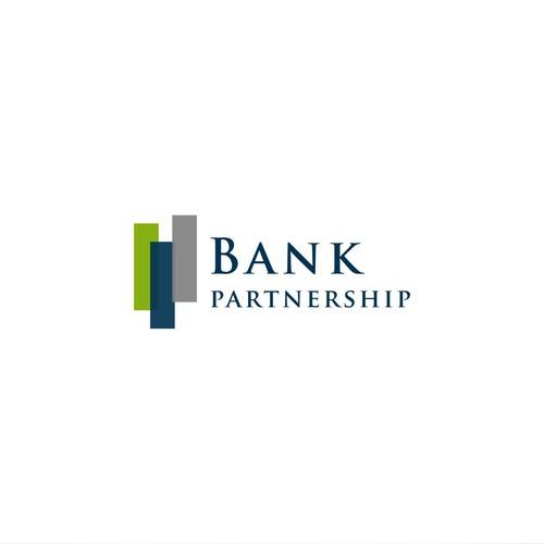 Logo design for Bank Partnership