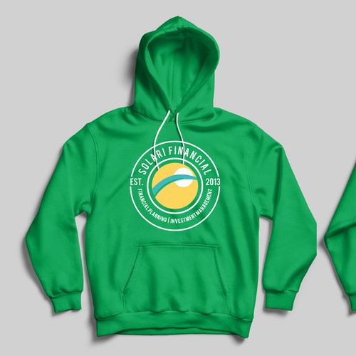 Hoodie Design For Solari Financial