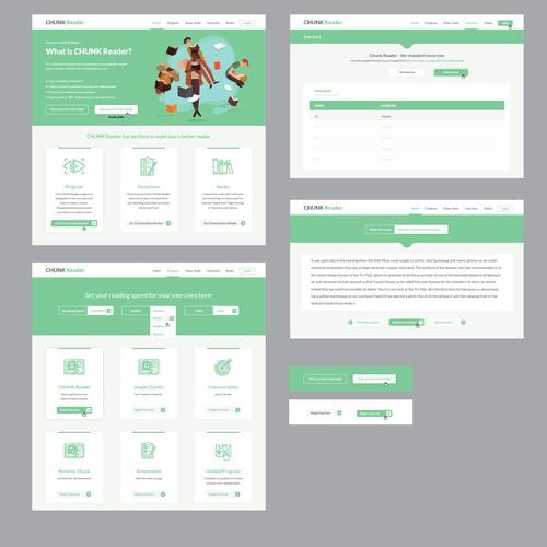 chunk reader website