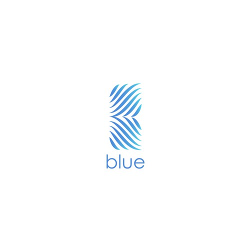 logo for blue