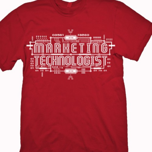 Marketing Technologist T-shirt
