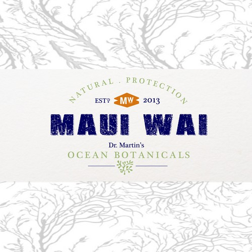 Help Maui Wai with a new logo