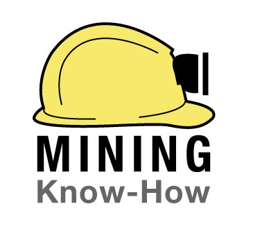 Create the next logo design for Mining Know-How
