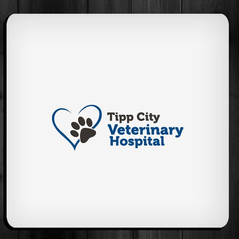 Logo Update for Tipp City Veterinary Hospital
