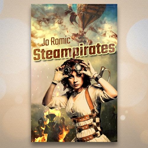 Couverture Steampirates