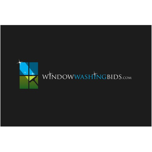 Help windowwashingbids.com with a new logo
